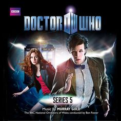Film Music Site - Doctor Who: Series 5 - Murray Gold