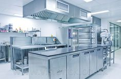 Commercial kitchen design/ commercial kitchen equipment by Vision