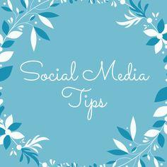 Social Media Tips, Blogging, Decor, Decoration, Decorating, Deco