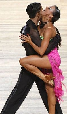 Rumba........ wow, I want to learn this dance....