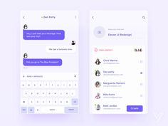 Smart Home App_Dark & Light designed by Yvonne Fung. Connect with them on Dribbble; Web Design, App Ui Design, User Interface Design, Instant Messaging, Mobile Ui Design, Chat App, Ui Inspiration, Apps, Interactive Design