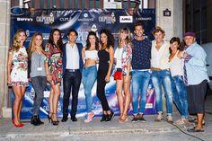 Photocall Personalizado para Desfile de Moda Pasarela Calpurnia - Orense 2015