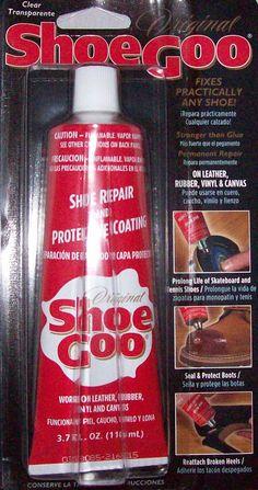 Repair Products - Repairing Leather, Vinyl, Tile, Wood, Fabric & Cars - 16 Shoe Repair Kit