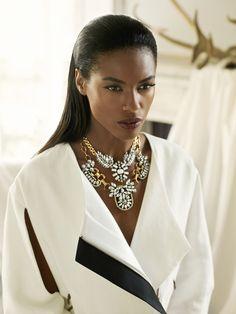 Portuguese Soul - Vogue Accessory Italia Fev 2014 on Behance Beautiful Black Women, Beautiful People, Hair Afro, Fc B, Vogue, Funky Fashion, Victoria Secret Fashion Show, African Design, Black Models