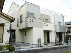 cubilc house at 横浜市旭区  http://smatan.jp/sc/ad:102.tp:2.html