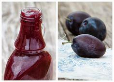 Chic, chic, chocolat...: La sauce aux prunes