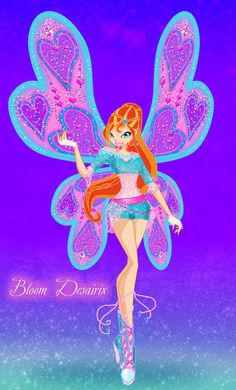Winx Club- Bloom Desairix