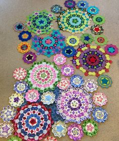 Wendy's quilts and more: Winter Holidays and la passacaglia update