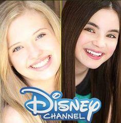 Lauren Taylor & Landry Bender Lead New Disney Channel Show 'Best Friends Whenever'.
