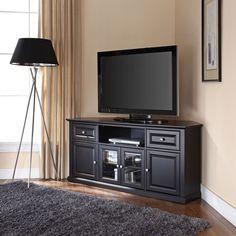 Crosley 60 in. Corner TV Stand - CF1000260-