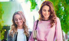 La Princesa Iman, digna heredera del carisma de Rania de Jordania