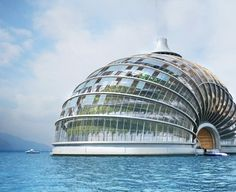Holland  Floating Architecture: Finding Ways to Live With Rising Water