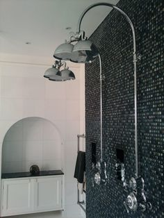 His 'n' her shower double shower, wet rooms, west london, dream Dream Home Design, House Design, Double Shower, Wet Rooms, West London, Drinking Water, Plumbing, Luxury, Architecture