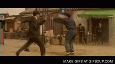 It's Jackie Chan (trust me) !