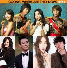 #Goong: #WhereAreTheyNow? Time to relive all your favorite #PrincessHours memories!