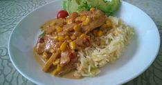 Ruoka, kotoilu, lapset, käsityöt Grains, Curry, Recipes, Food, Pineapple, Curries, Essen, Meals, Eten