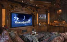 room home theater - Houses Wallpaper 429724 - Desktop Nexus Architecture