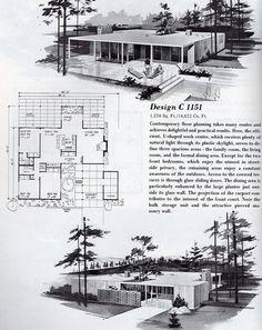 Design C 1151 | Flickr - Photo Sharing! 3 Bed, 2 Bath, Carport
