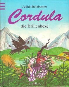 Cordula, die Brillenhexe by Judith Steinbacher | LibraryThing