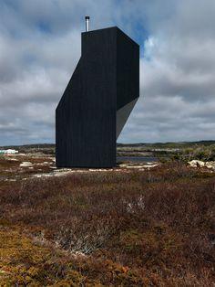 Fogo Island, Canada  Tower Studio  Shoal Bay, Fogo Island, Newfoundland  Saunders Architecture
