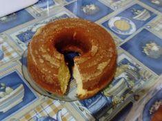 Απλό αφράτο κέικ πορτοκαλιού Doughnut, Desserts, Food, Tailgate Desserts, Deserts, Essen, Postres, Meals, Dessert