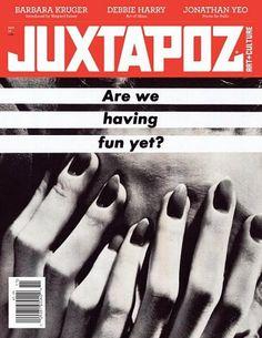 Cover design by Barbara Kruger.