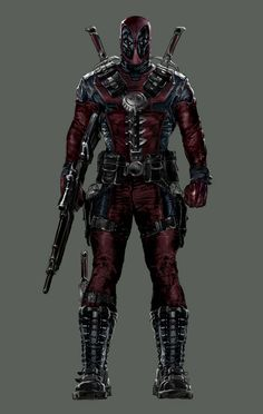 Deadpool from X-Men Origins: Wolverine