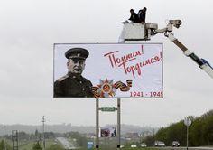 06.05 La Russie se prépare à célébrer le 70e anniversaire de la victoire sur le nazisme.Photo: Reuters/Eduard Korniyenko