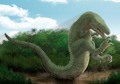 Godzilla ally Gorosaurus