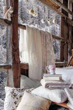 ~Winter Cottage Love~