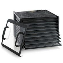 Clear Door for Excalibur 9 Tray Dehydrator MODEL P05 - This optional accessory suitable for all Excalibur 9 Tray dehydrator models allows you easily see your items as they are dehydrating. It is a practical accessory which features 2 handles to easily lift the door off and adds a touch of elegance to the standard Excalibur dehydrator. Made of clear, polycarbonate material.  #Energiseyourlife