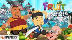 Fruit Ninja para Android añade un modo para dos jugadores, potenciadores y más novedades http://www.xatakandroid.com/p/93938