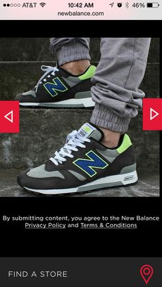 Limited edition New Balance
