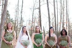This Nashville bride @Jenn Dobbins supported @Amazima Ministries  Ministries throughout her big day! See the creative ways she shared her joy with others in need.