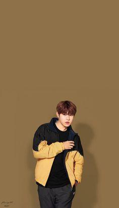 Wanna One Park Woojin X Reebok Wallpaper
