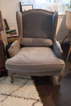 Selling A Restoration Hardware Lorraine 18th Century French Louis XV Chair,  Wood Finish Is