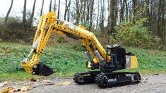 LEGO Ideas - RC Excavator CAT 349