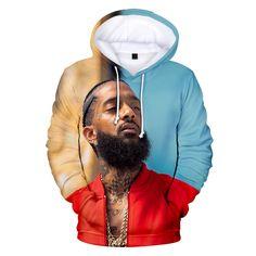 Nipsey Hussle Hoodies And Sweatshirts Harajuku Hip Hop Hoodie Sweatshirt Plus Size Hoodie Fashion Streetwear Mens Clothing Hoodie Sweatshirts, Fashion Sweatshirts, Sweat Shirt, Rapper Hoodies, Hip Hop Outfits, Casual Outfits, Fashion Outfits, Pullover, Streetwear Fashion