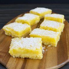 Lemon Bars| Pick Fresh Foods