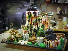Airsoft Guns Boss Wedding Cake pictures