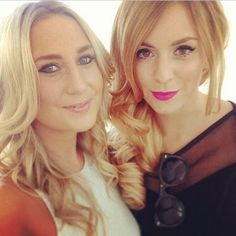 Gemma and one of her friends Chloe :)