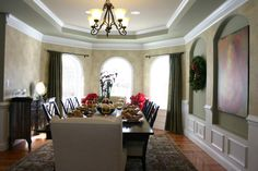 Large dining rooms   # Pin++ for Pinterest #