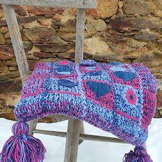 Podsedák pletený Blanket, Crochet, Bags, Handbags, Ganchillo, Blankets, Cover, Crocheting, Comforters