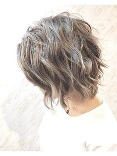 Cute Haircuts, Cute Hairstyles, Medium Hair Styles, Short Hair Styles, Asian Short Hair, Hair Designs, Hair Inspiration, My Hair, Salons
