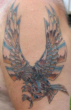 Eagle Tattoos For Women - Beautiful Tattoos Art Tattoos For Guys, Tattoos For Women, Eagle Tattoos, Color Tattoo, Beautiful Tattoos, Tattoo Drawings, Beautiful Women, Tattoo Ideas, Art