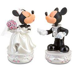 Mickey And Minni Cake Topper.  $38.95
