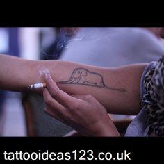 minimal #tattoo idea