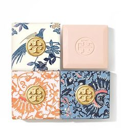 A Super-Chic Hostess Gift: Tory Burch Bath Soaps