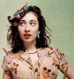 Regina Spektor is another one I really respect. Her piano work also shows classical training and true skill.