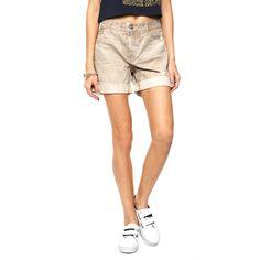 Short mezclilla café Casual Shorts, Outfits, Women, Products, Fashion, Urban Fashion, Short Shorts, Outfit, Moda